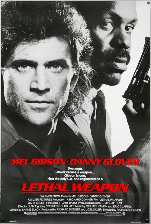 LETHAL WEAPON (1987) -