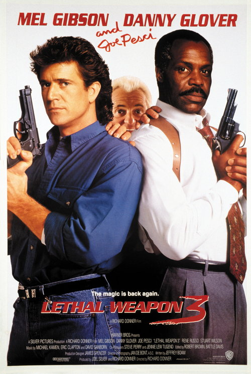 LETHAL WEAPON 3 (1992) -