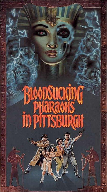 BLOOD SUCKING PHARAOHS IN PITTSBURGH (1991) -