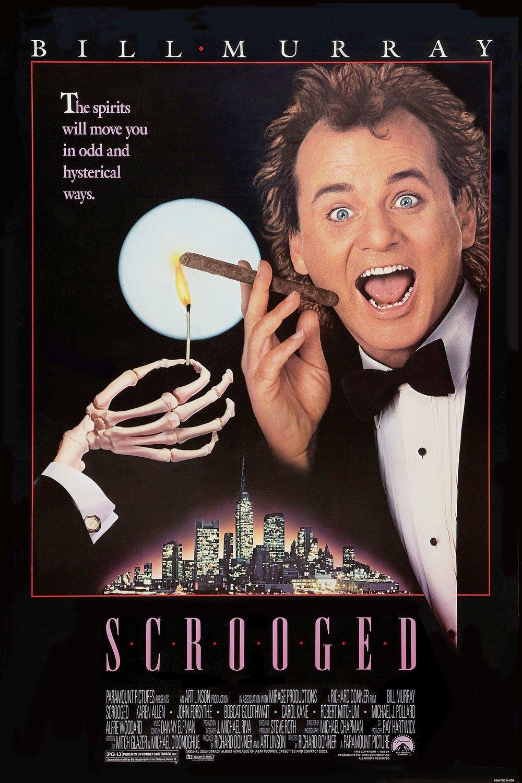 SCROOGED - 89/100