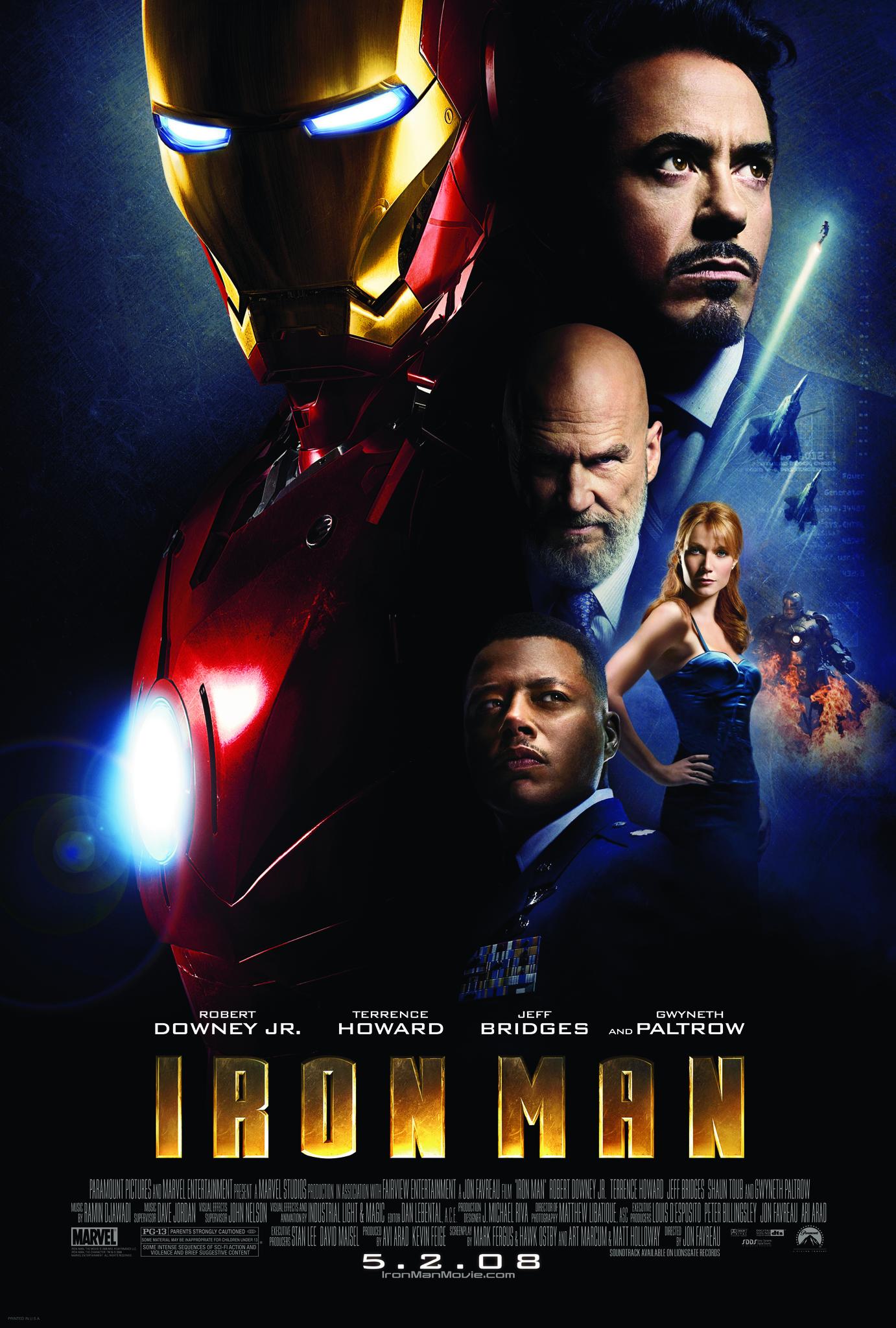 Iron Man (2008) - Jon Favreau