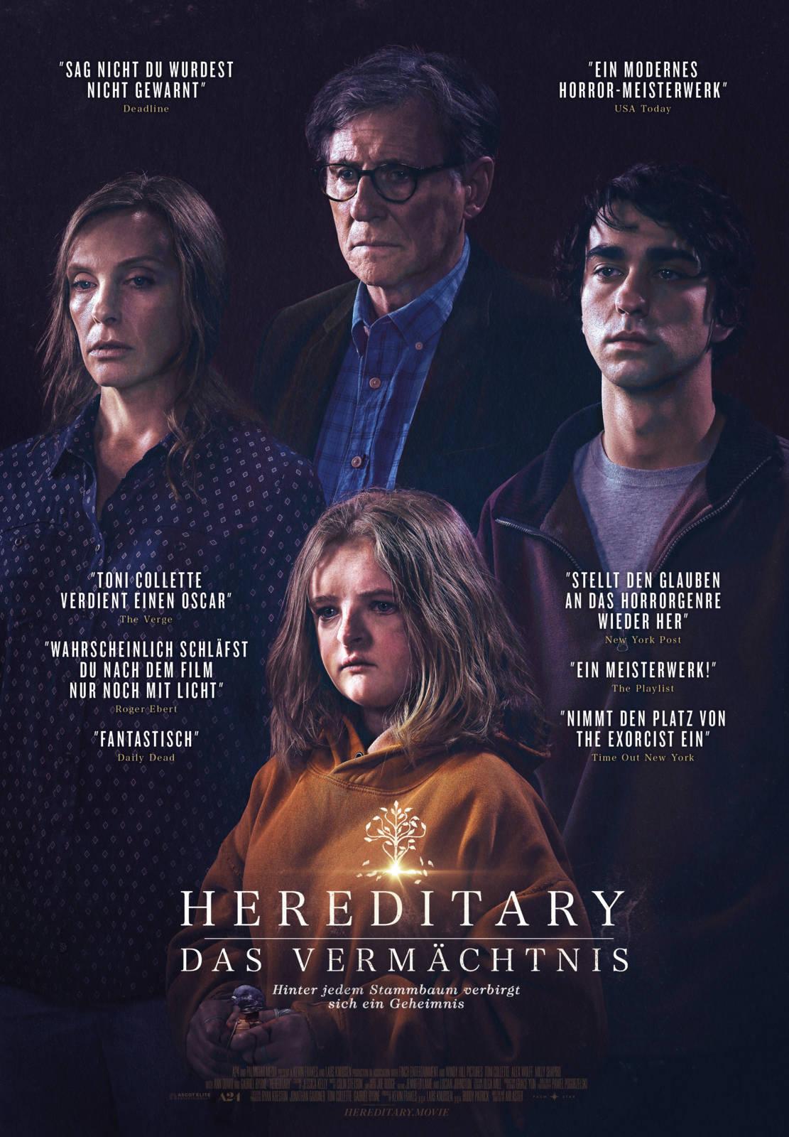 RottenPop Reviews: Hereditary (2018) - Ari Aster — Rotten Pop