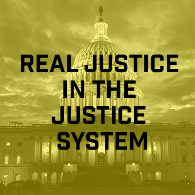 With little to no justice in the current system, our communities have fallen victim to a failed drug war that's produced over-incarceration.  We need major shifts at every level—police departments, courts and local government—to turn things around. Check out our detailed proposal on how we make this real  in our full policy brief:    No more over-policing, military tactics and racial profiling      Police departments, civil and criminal courts need to be restructured from the smallest practices to the biggest policies including bail reform      Stop the so-called War on Drugs and its devastating effects      Replace militarization within the police departments with human services      Cease minimum sentencing and unjust jail time      We need prevention services and programs that address violence against the LGBTQ community, new Americans and violence within households.      End excessive fines and fees in low-income communities      Put a stop to driver's license seizures for minor infractions