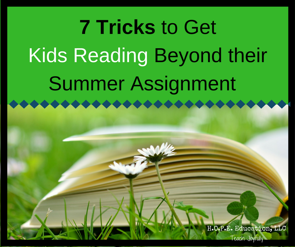 These simple tricks will have kids reading for fun before you know it.