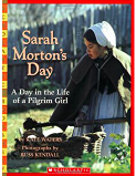 A day in the life of a pilgrim girl.