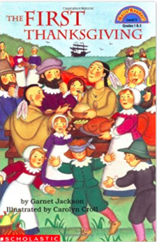 Easy to read version of the First Thanksgiving.