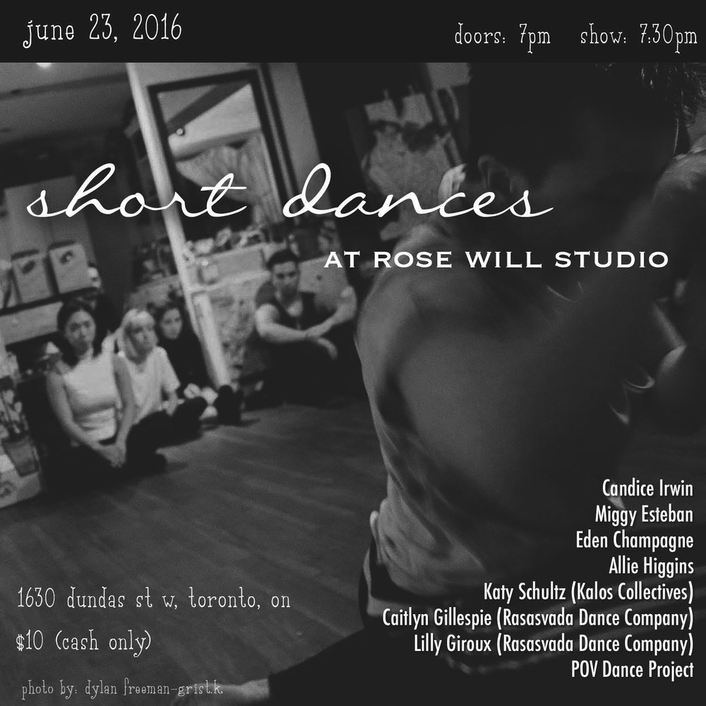 June 2016 - Rose Will Studio