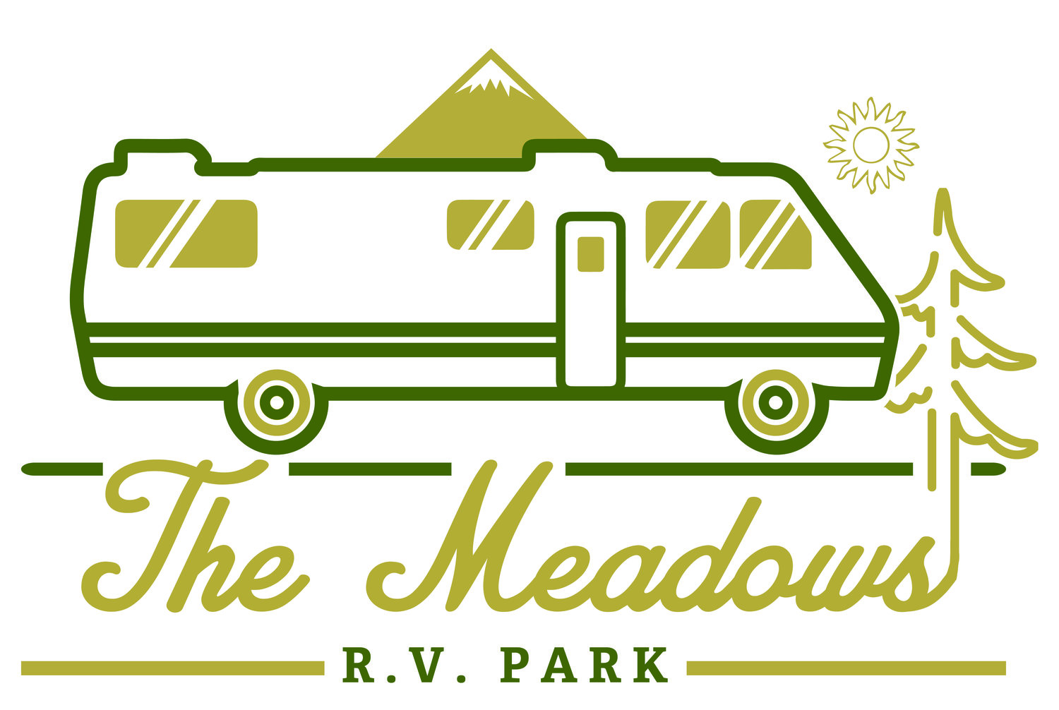 The Meadows RV Park | Ketchum, Idaho