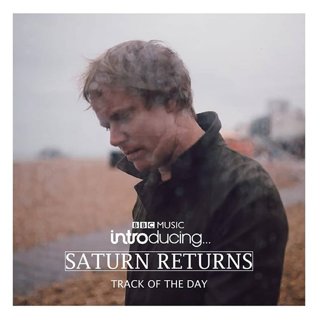 News! Saturn Returns will be #bbcintroducing #trackoftheday tomorrow! Listen in from anywhere in the world online at www.bbc.co.uk/bbcsussex to Sarah Gorrells Drivetime show where she will play it at 16.40pm UK time! Reply to the studio @bbcintrosouth if you are listening in and tell them you love it!