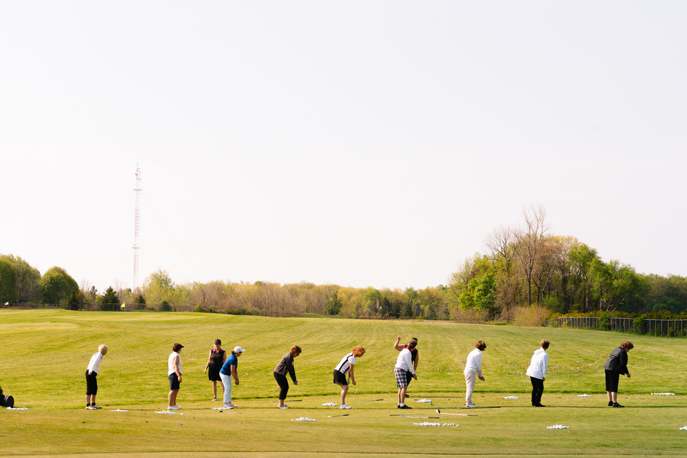 Schools - These programs are perfect for golfers that want to attend a clinic focused on a specific part of their game.