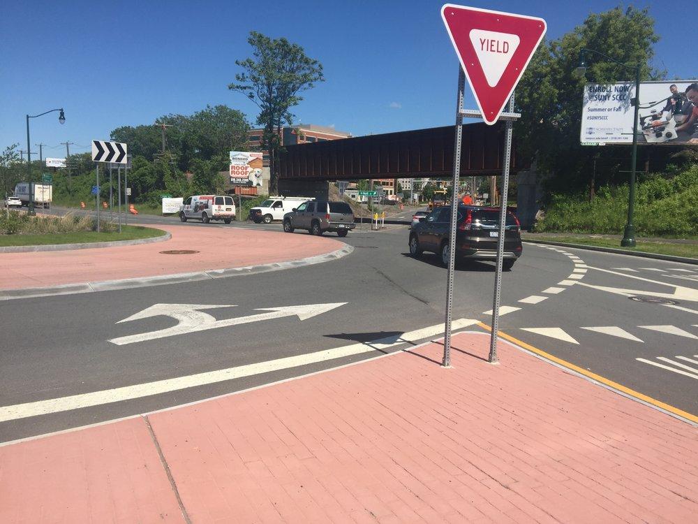 Erie Boulevard and Nott Street Intersection Improvement Project