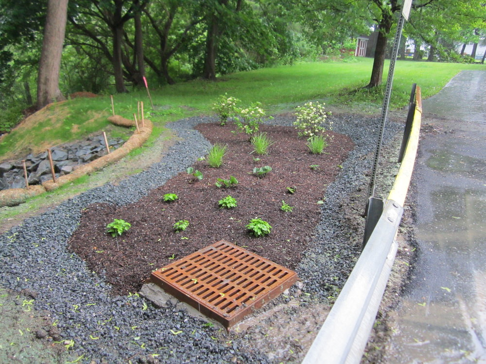 The Marriette Place Sewer Separation & Stormwater Storage Project & North Swan Street Green Infrastructure Project