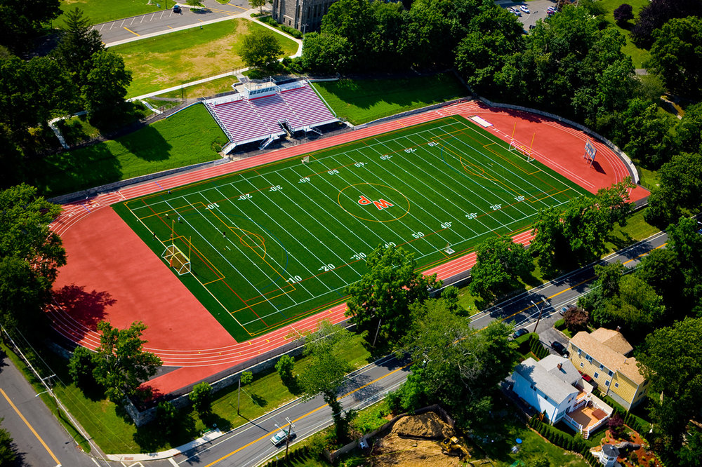 White Plains High School