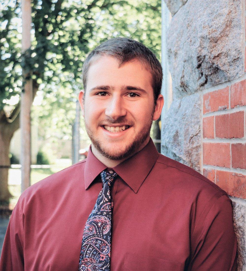 Brett McVoy, Engineer l