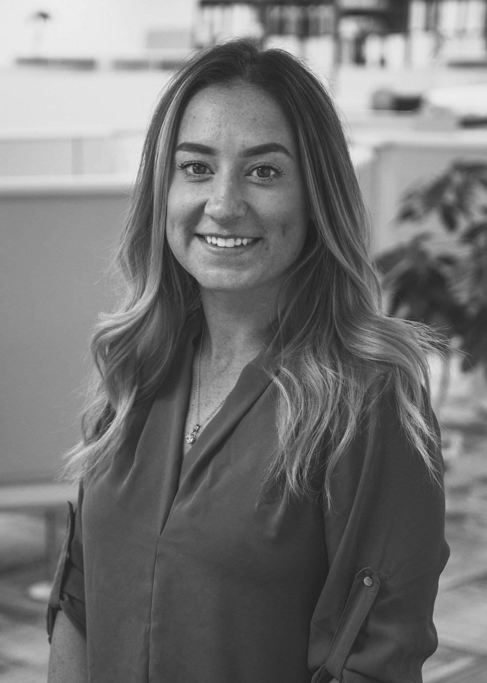 Brittany Schaub, Hydrogeologist ll