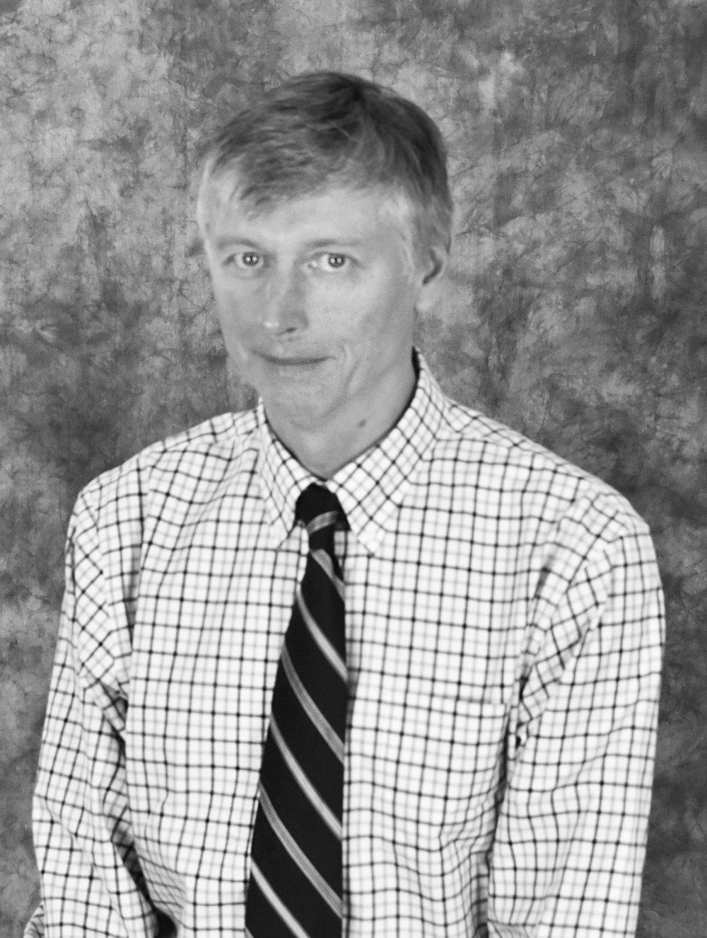Jon A. Sundquist, PhD, Senior Project Engineer