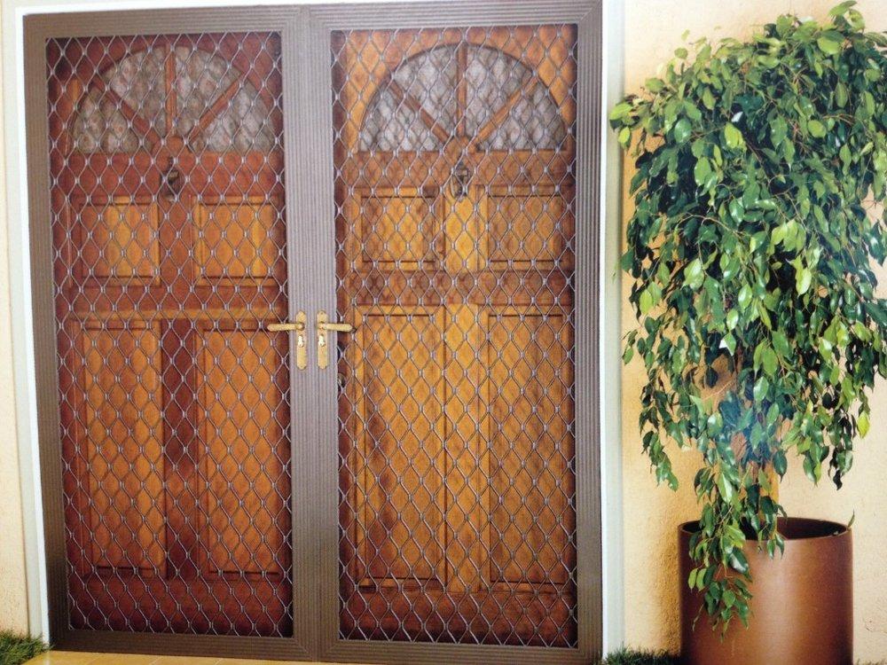 & Mr. Window Screen u2014 Security Doors