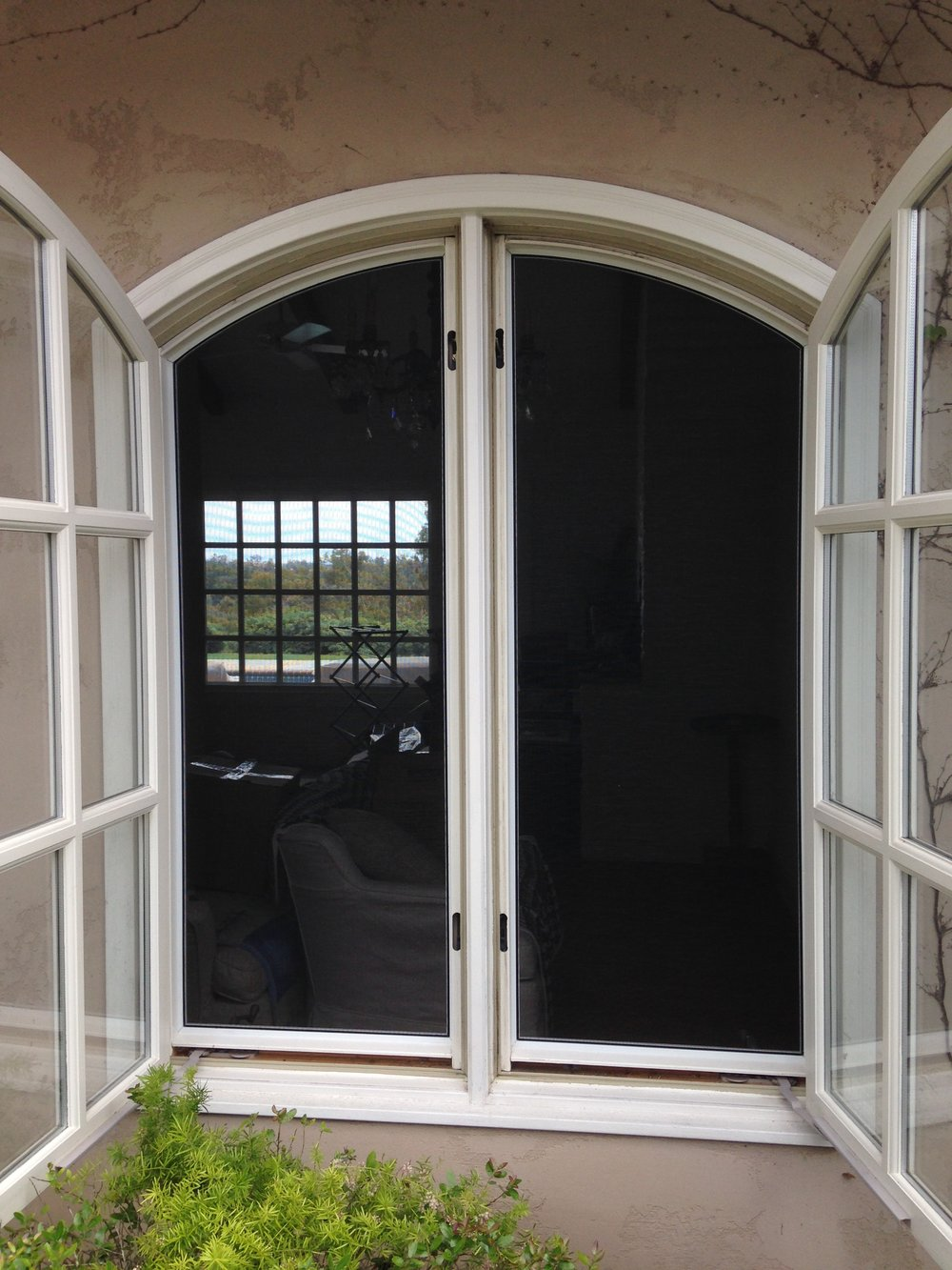 Gentil Get A Quote For Arched Window Screens