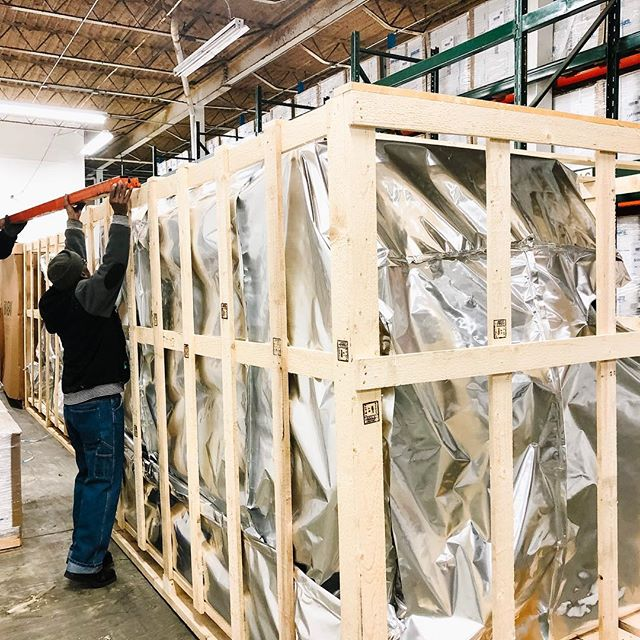 We've got some exciting news over here at the Wythe factory! Can't wait to share it with you all. Stay tuned. 👏🏻💪🏻#bignewscomingrightup . . . . . . . . #passivehouse #passivhaus #passivhausdesign #triplepane #windows #madeintheusa #buylocal #sustainability #energyefficient