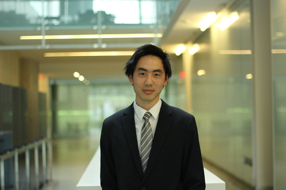 Christian Lee - IS A MECHANICAL SOFTWARE SPECIALIST WITH A LOVE FOR ROBOTICS, AND HAS EXPERTISE IN ROBOTICS PROGRAMMING.