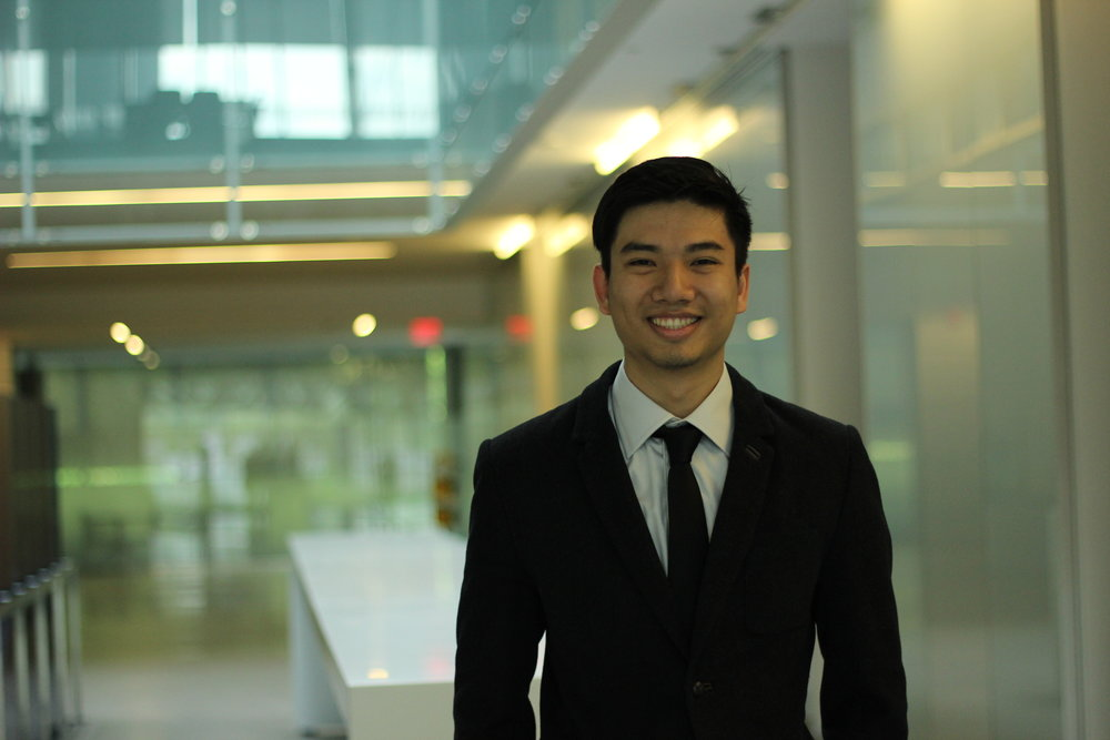 Richard Yim -   IS A MECHANICAL ENGINEER WHO EXCELS AT BUSINESS DEVELOPMENT THROUGH EXPERIENCE WITH HIS PREVIOUS STARTUP.