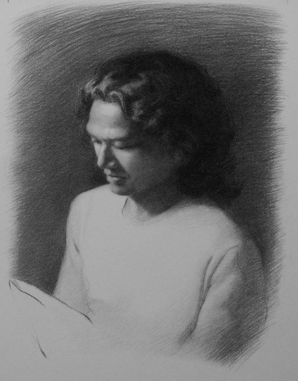 Portrait of Jeremy Fernando