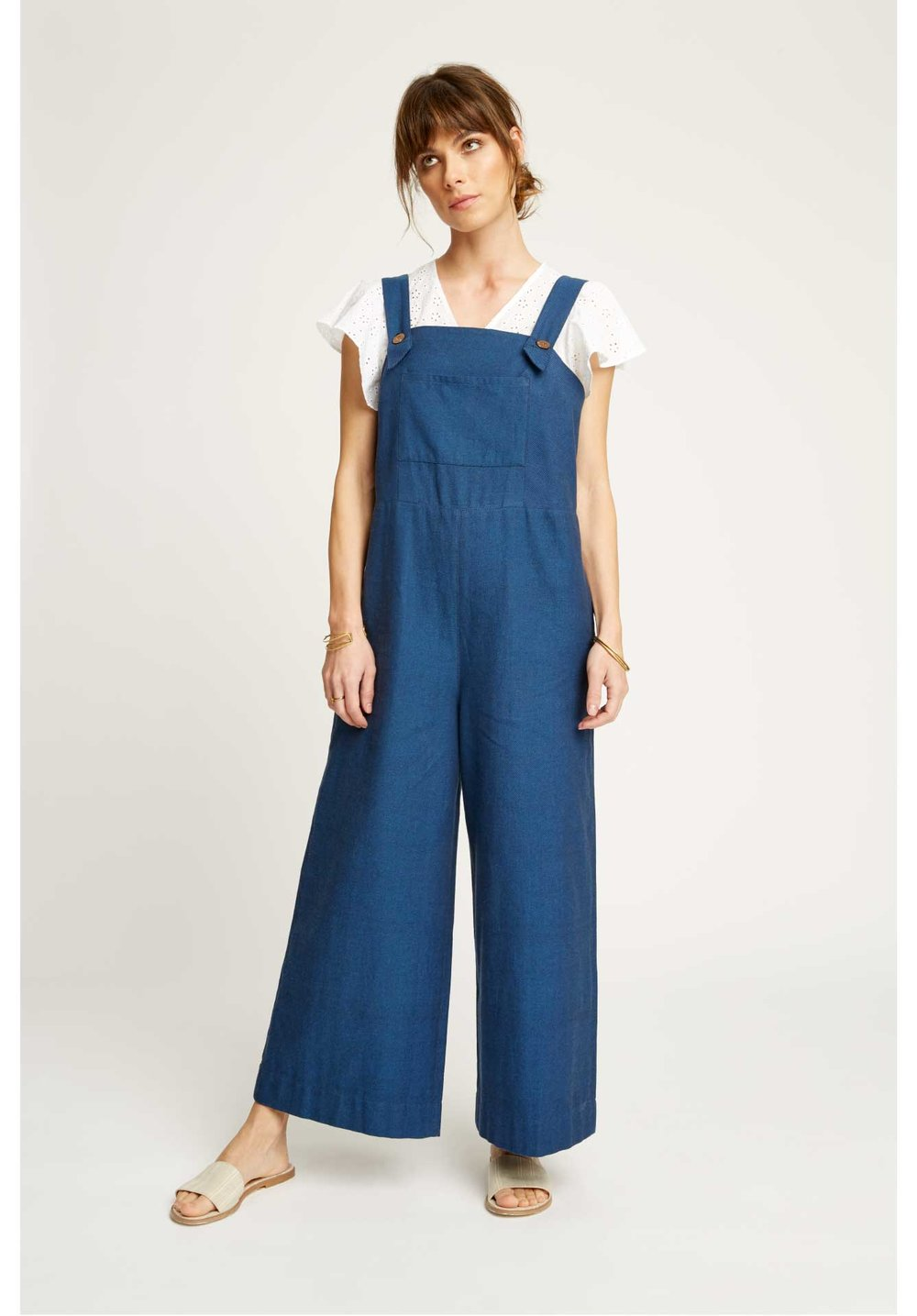 Brooke Dungaree by People Tree
