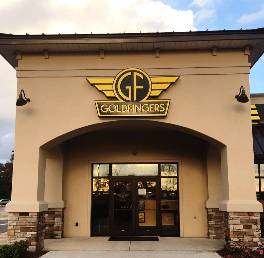 Goldfingers Saraland, Mobile - 1020 Industrial Parkway Saraland, AL