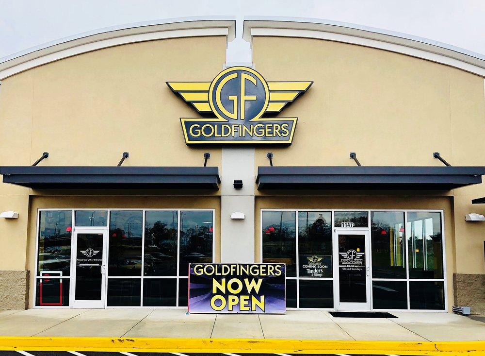 Goldfingers - 1147 Hwy 231, Publix Shopping Center, Troy AL