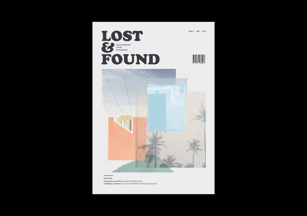Lost & Found / Editorial