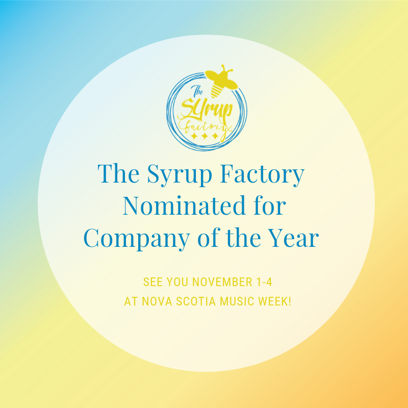 The Syrup Factory Nominated for Company of the Year.png