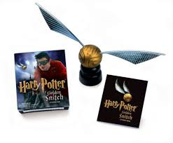 Harry Potter Golden Snitch sticker set. $9.95