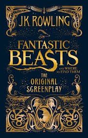 Fantastic Beasts and Where to Find Them Original Screenplay, $24.99