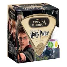 Harry Potter Trivial Pursuit, $21