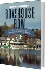 Another great Philly book from Temple University Press, this one about the story and history of Boathouse Row, $35