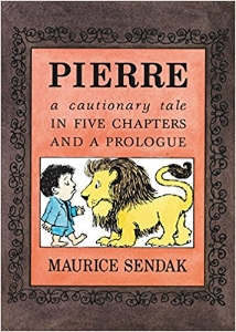 I don't care, said Pierre. Board book edition, $7.95