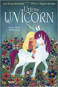 Uni the unicorn is told there's no such thing as little girls! But no matter what the grown-up unicorns say, Uni believes that little girls are REAL. Somewhere there must be a smart, strong, wonderful, magical little girl waiting to be best friends. $17.99
