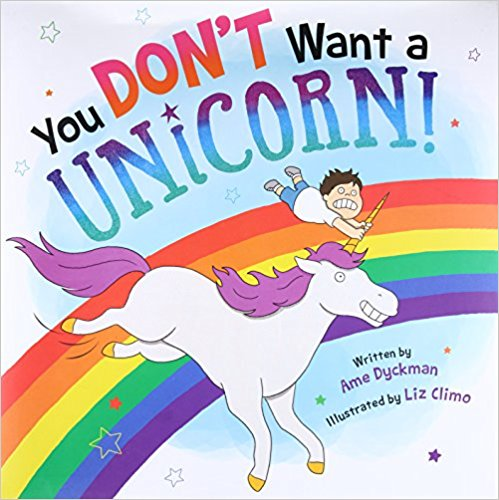 When a little boy throws a coin in a well asking for a pet unicorn, he has no idea what kind of trouble he's in for. Unbeknownst to him, unicorns make the absolutely worst pets: they shed, they poke holes in your ceiling, and they make a big mess. $16.99