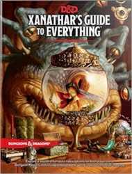 Xanathar's Guide to Everything is the first major expansion for fifth edition Dungeons & Dragons, offering new rules and story options. $49.99