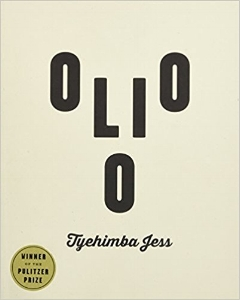WINNER OF 2017 PULITZER PRIZE IN POETRY   Part fact, part fiction, Tyehimba Jess's much anticipated second book weaves sonnet, song, and narrative to examine the lives of mostly unrecorded African American performers directly before and after the Civil War up to World War I.  Olio  is an effort to understand how they met, resisted, complicated, co-opted, and sometimes defeated attempts to minstrelize them.  $25