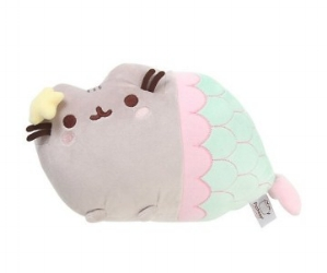 Pusheen Mermaid. 12 inches high. $26