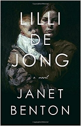 Janet Benton's novel  Lilli De Jong  is a 2017 bestseller for us - the story of a young woman who finds the most powerful love of her life when she gives birth at an institution for unwed mothers in 1883 Philadelphia. She is told she must give up her daughter to avoid lifelong poverty and shame. But she chooses to keep her. $26.95