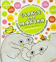 The complete stories of best friends George and Martha in one hardcover collection. $29.99
