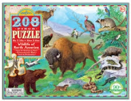 We have a variety of puzzles, from 20 to 1000 pieces