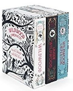 And speaking of Wildwood, there's a wonderfu box set containing  Wildwood ,  Under Wildwood , and  Wildwood Imperium . With a stunning package and over eighty illustrations—including maps and full-color plates—in each book, this exquisite box set is the perfect gift for Wildwood fans and lovers of epic fantasy. $29.97