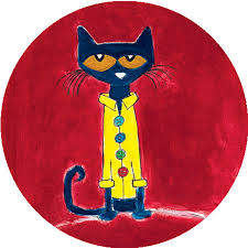 Pete the Cat will be in Mt. Airy Village from 1:00 pm - 4:00 pm to meet fans.