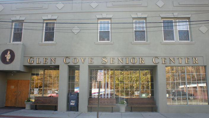 Glen Cove Senior Center, Glen Cove, NY