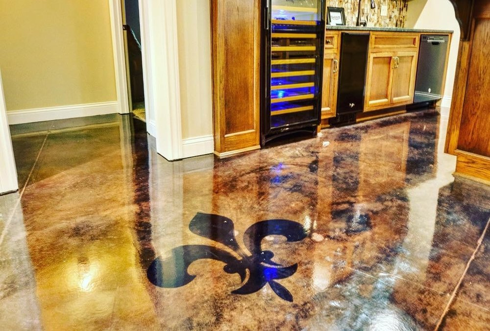 ... Feel To Any Room. Whether You Want A Bold WOW Statement Or A More  Subtle Marble We Have The Flooring System To Transform Your Concrete Into A  Space You ...