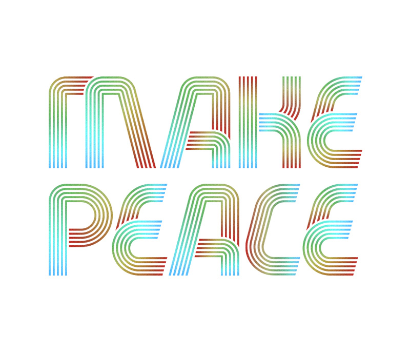 make-peace-logo