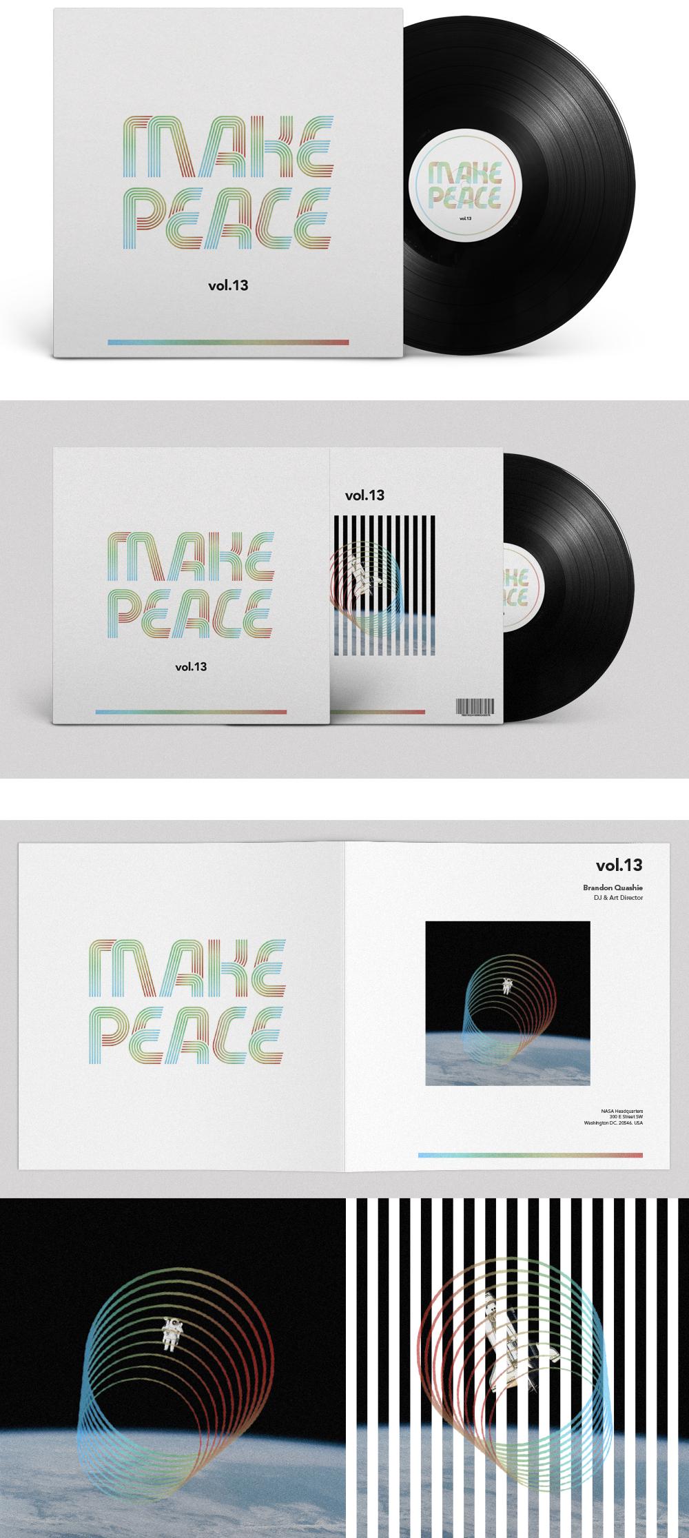 make-peace-column
